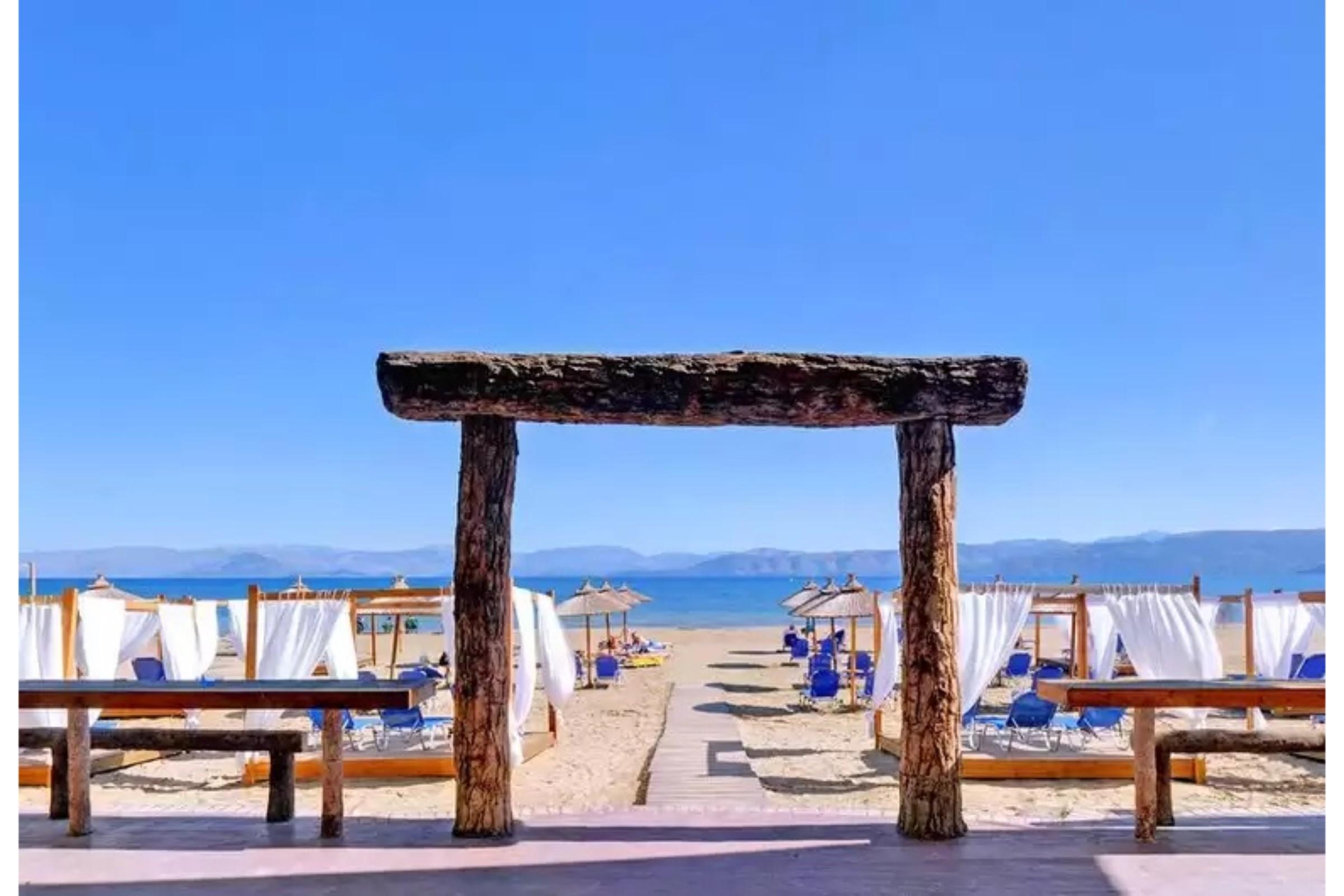 Island Beach Resort