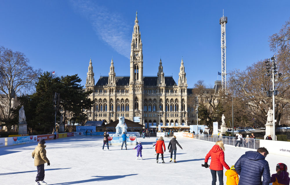 Sarbatori de iarna la Praga