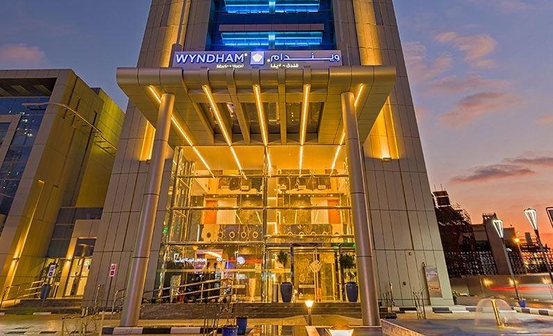 Wyndham Dubai Marina - DESCHIS in 2016!