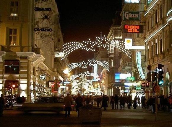 Targ de Craciun la Viena