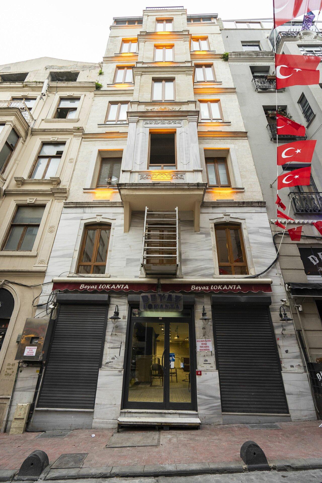 Panda Residence Deluxe Taksim