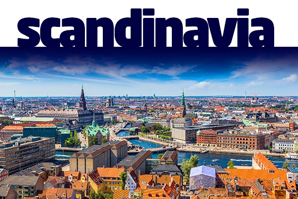 SCANDINAVIA - CAPITALE NORDICE