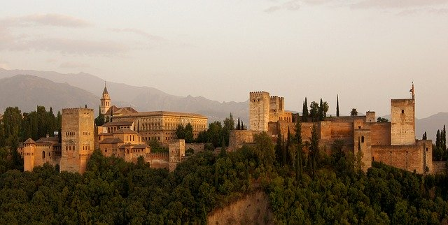 Spania-Andaluzia Circuit
