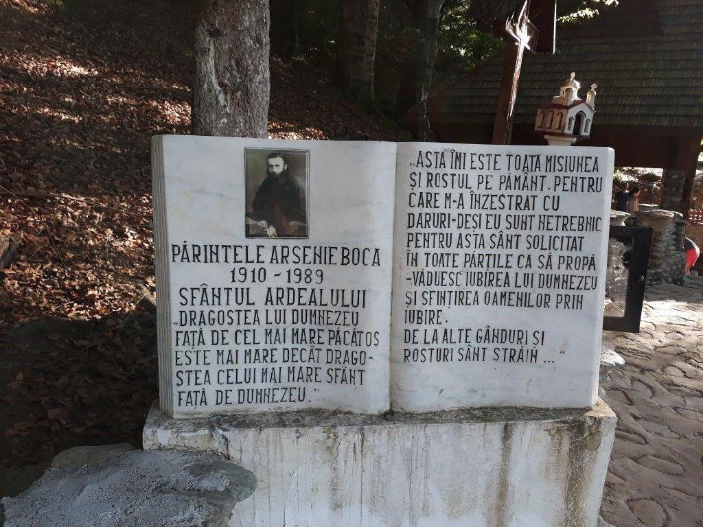 PELERINAJ 1 ZI MANASTIREA SAMBATA DE SUS - IZVORUL PARINTELUI