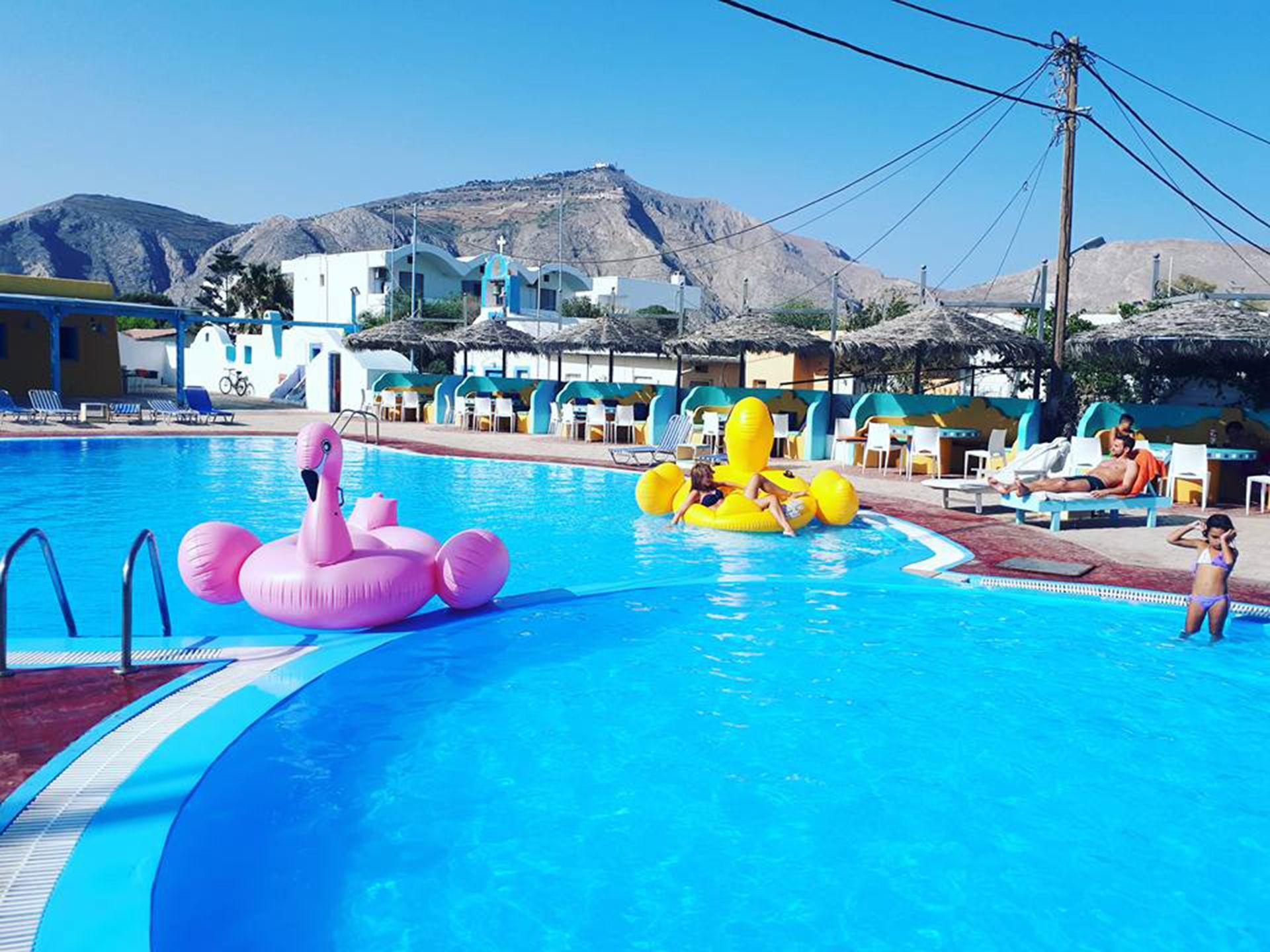 Dodos Santorini