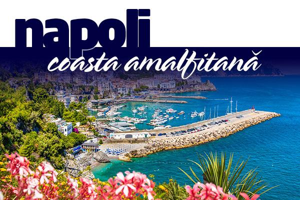 NAPOLI - COASTA AMALFITANA - Toamna 2020