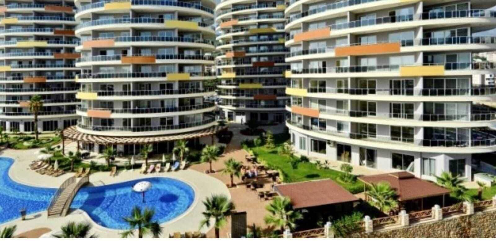 Alanya Vesta Garden Apartments