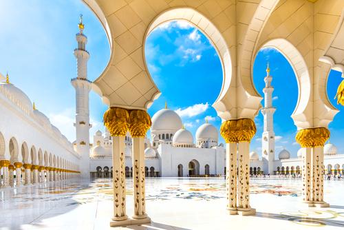 Circuit Dubai - Abu Dhabi - Ras al Khaimah