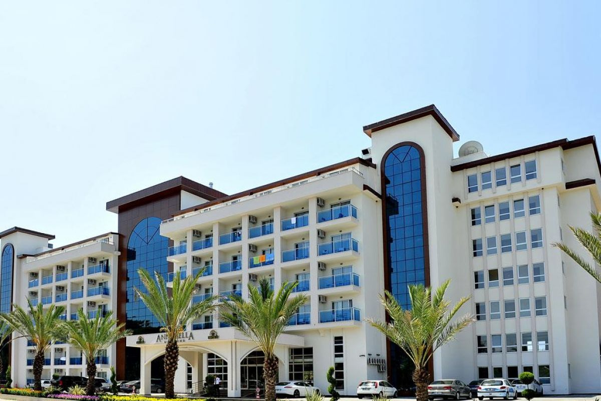 ANNABELLA DIAMOND HOTEL & SPA