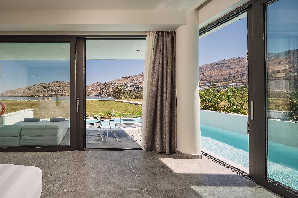 Lindos Grand Resort - Adults Only (deschis in 2019)