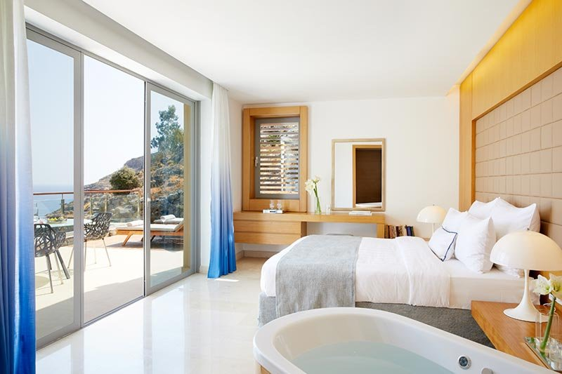 Lindos Blu Luxury Hotel and Suites (Adults Only 17+)