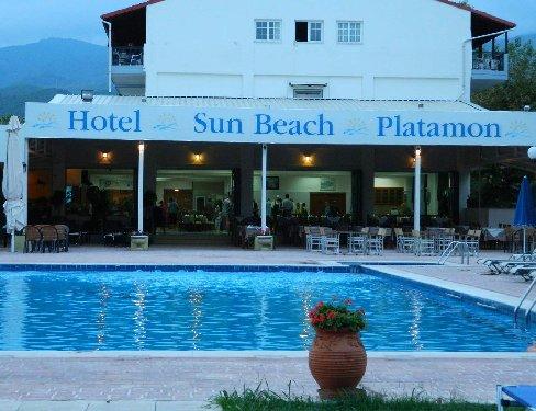 Sun Beach Platamon (Platamonas)