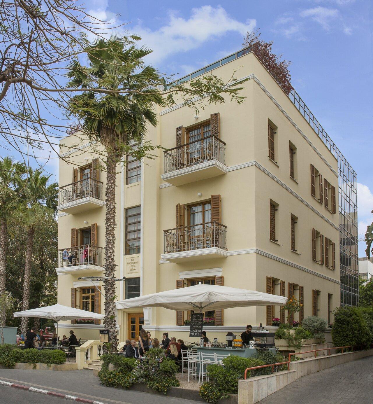 The Rothschild Tel Aviv's Finest