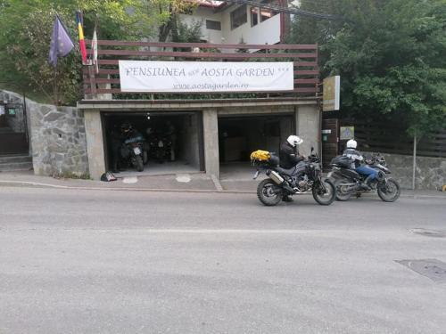 New Aosta Garden