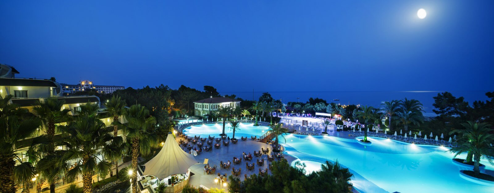 Queen's Park Tekirova Resort & Spa Hotel