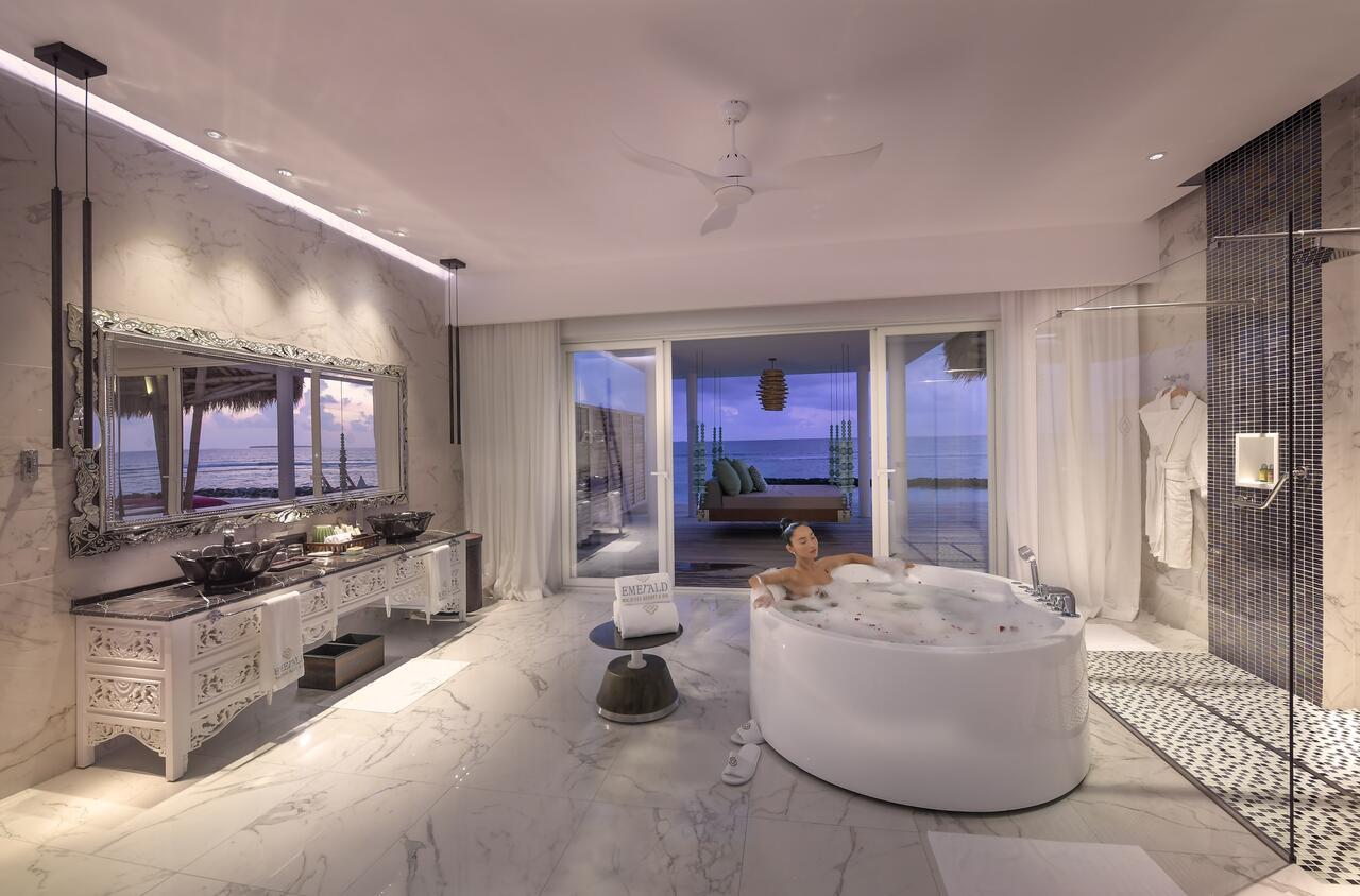 Emerald Maldives Resort & Spa-Deluxe All Inclusive