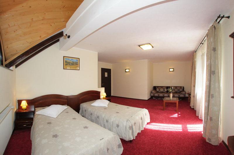 Cazare cu pensiune completa - Hotel Victoria