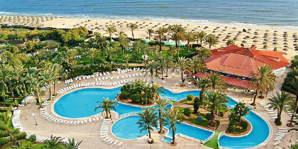 RIADH PALMS RESORT SPA (recomandat 3*+)