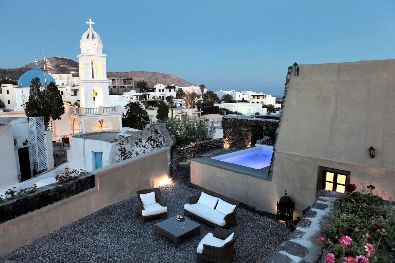 Santorini Heritage Villas & Mansions