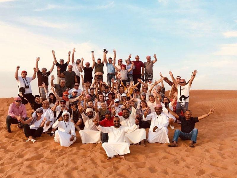 Dubai si Abu Dhabi 2022 (8 zile)