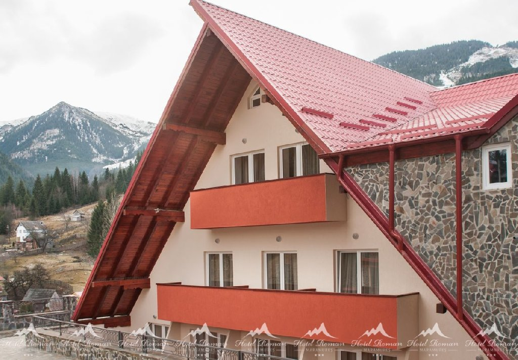 Hotel Roman (Borsa)