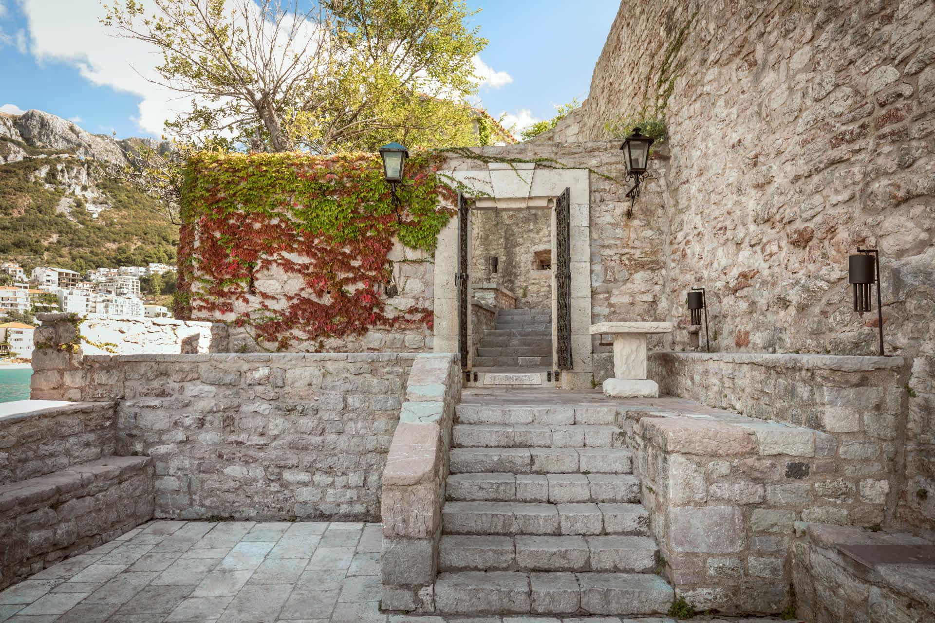 Hotel Aman Sveti Stefan