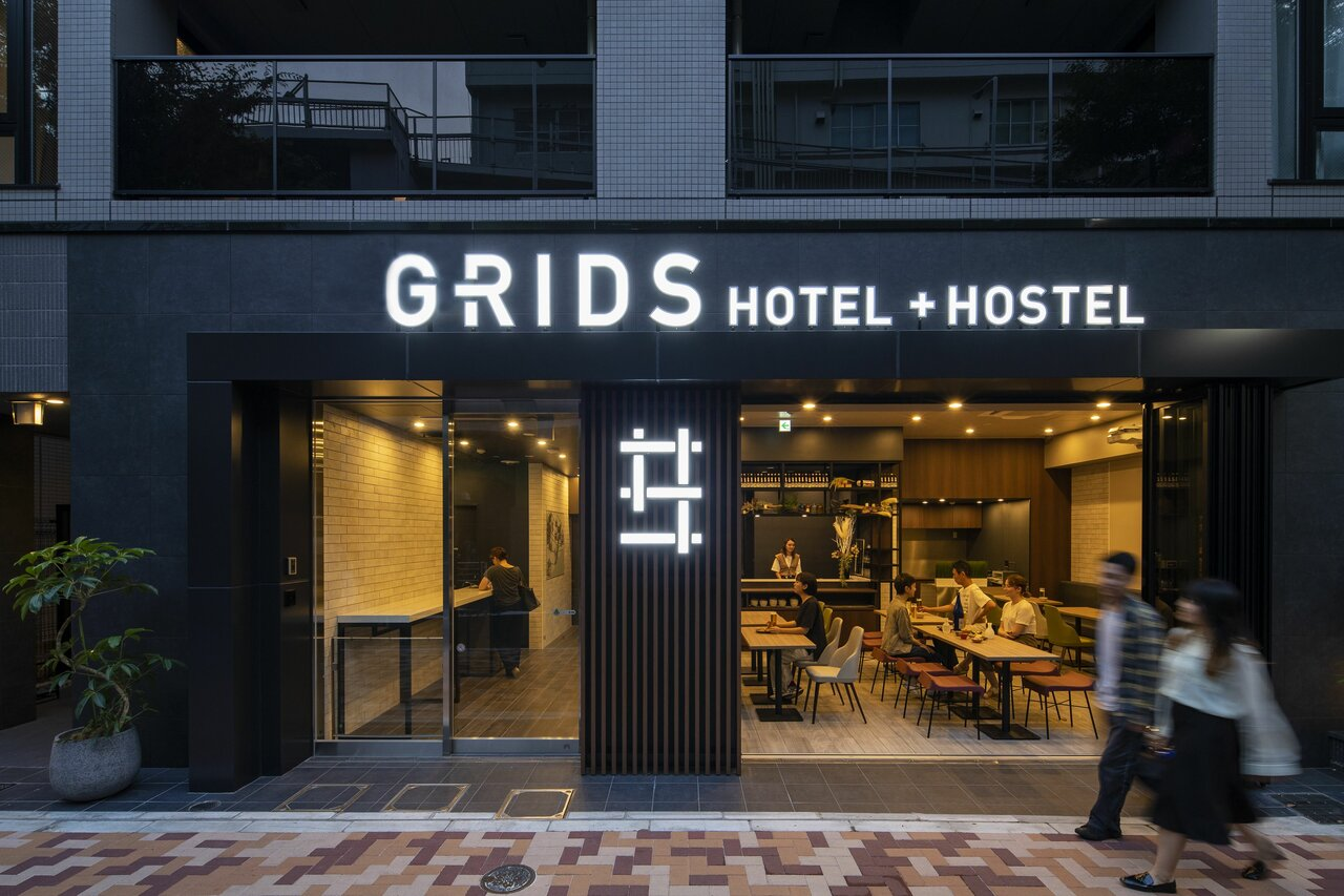 Grids Tokyo Ueno Hotel And Hostel