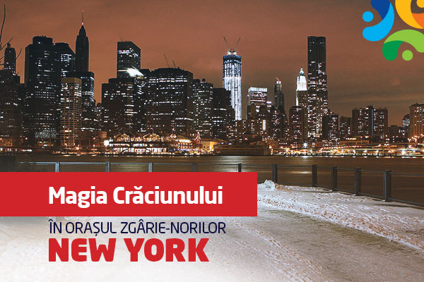 Craciun in New York