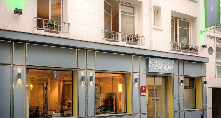 Hotel Glasgow Monceau Paris by Patrick Hayat