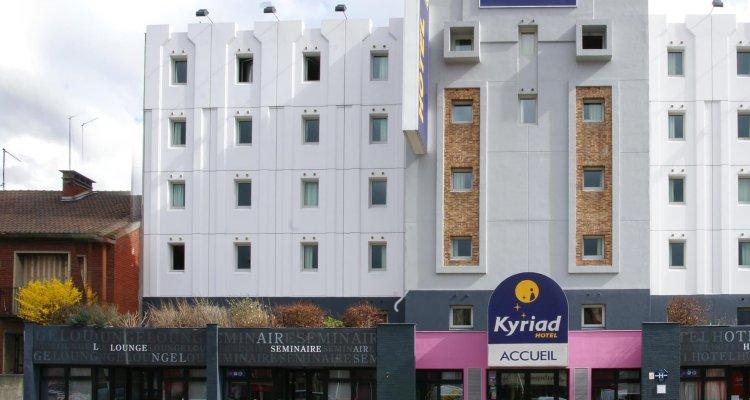 Hotel Kyriad Le Bourget Centre-Parc des Expositions