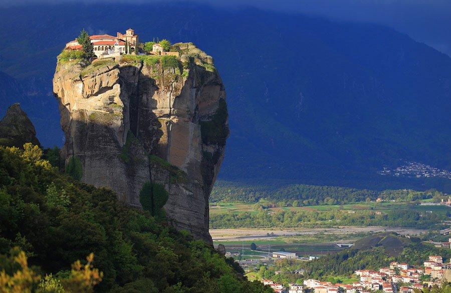 GRECIA 2019 - Pelerinaj la Manastirea Maicii Domnului din Insula Kefalonia