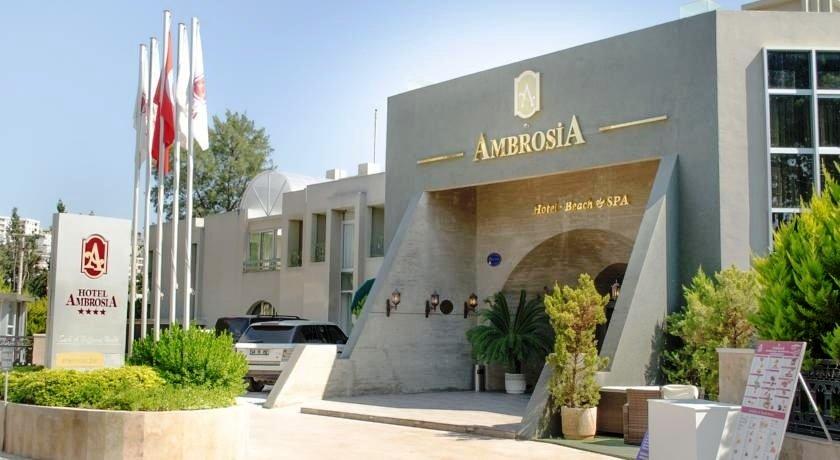 AMBROSIA HOTEL (Bitez)