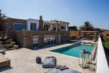 Myconian Platinum Villa