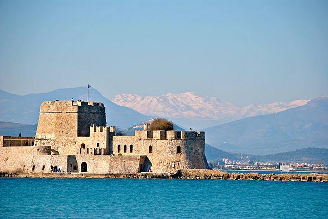 Grecia -Pelerinaj la Sfantul Ioan Rusul