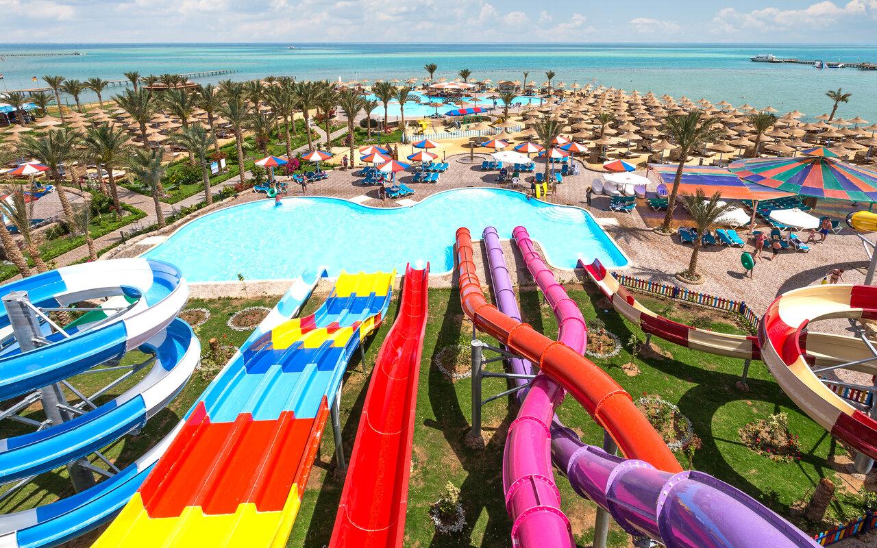 Hawaii Riviera Club Aqua Park