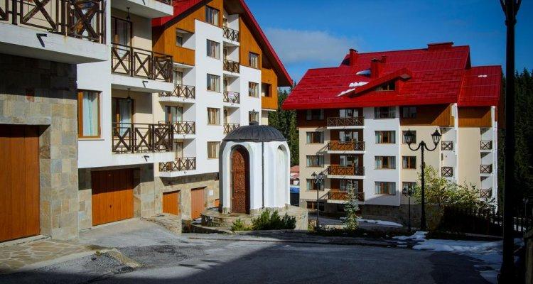 Spa Apartment Viki Hotel Lucky