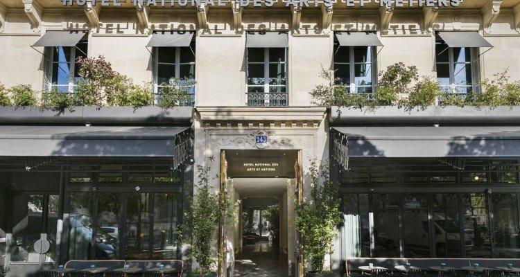 Hôtel National Des Arts et Métiers