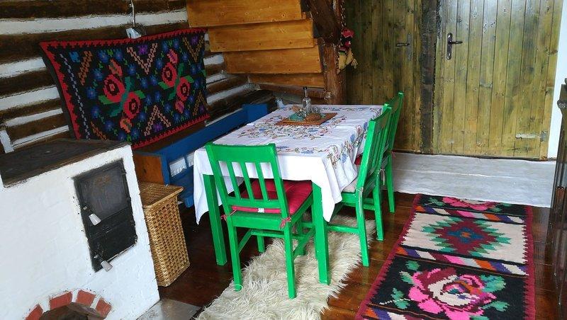 Cabana Sura lu Costan (Breb)