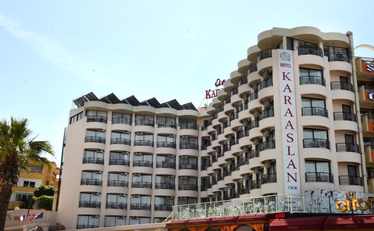 By Karaaslan Inn (ex.ozcelik Hotel)