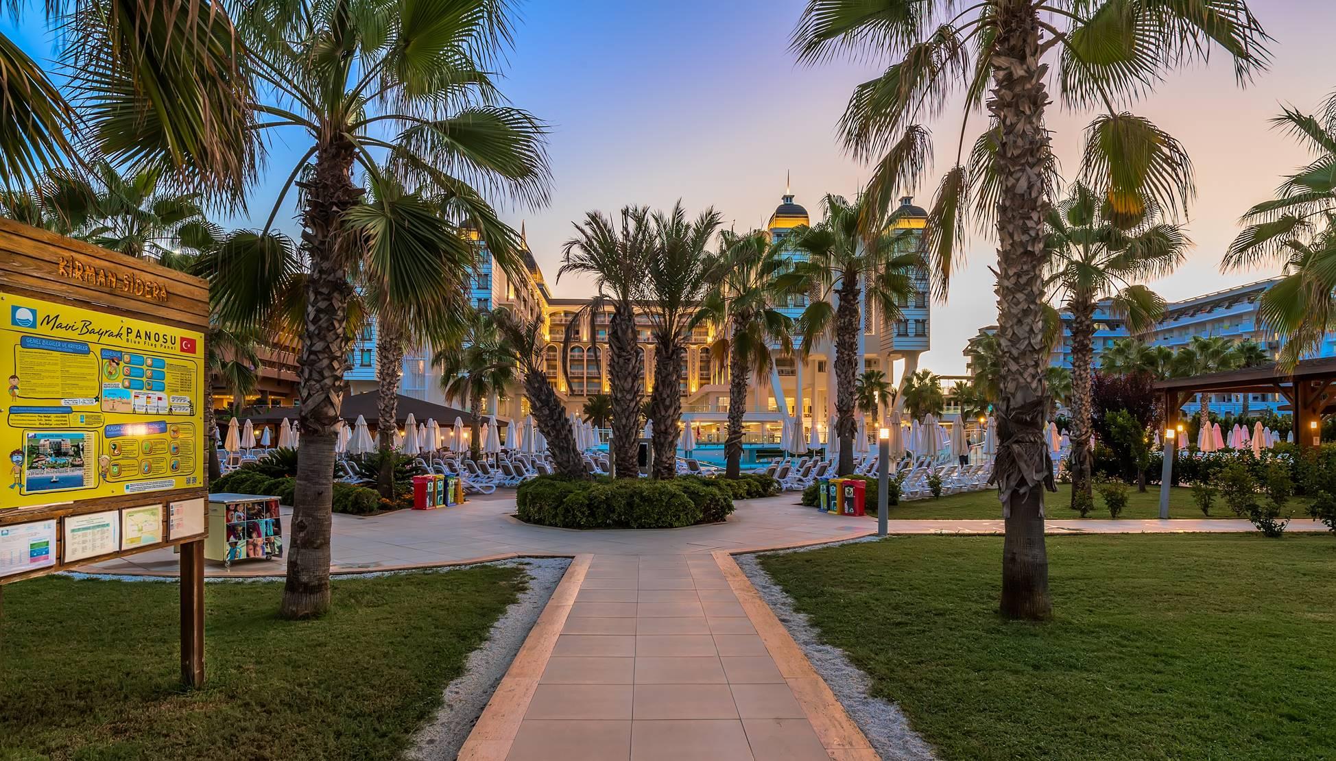 KIRMAN HOTELS SIDERA LUXURY & SPA