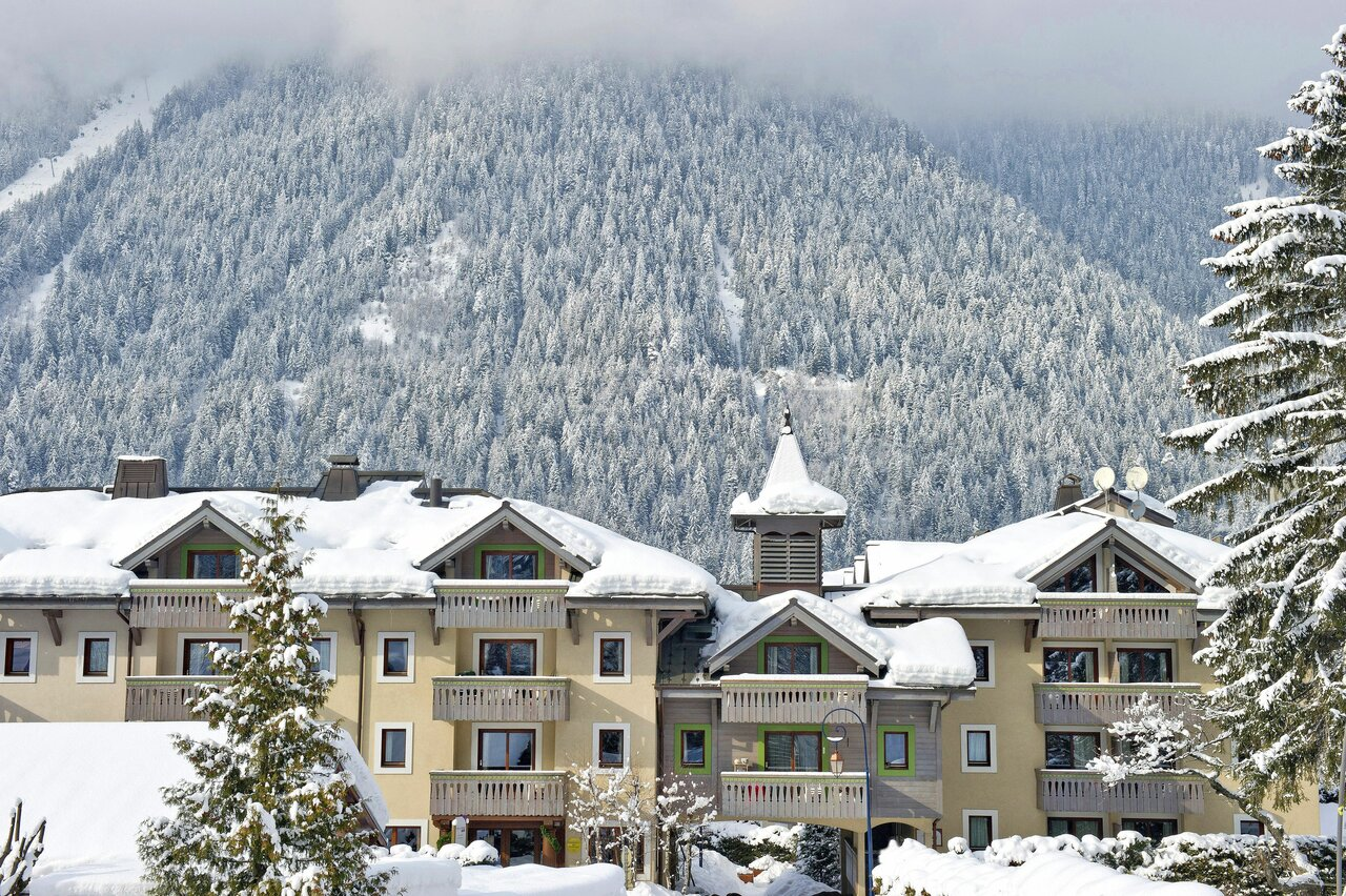 Residence Pierre & Vacances Premium La Ginabelle