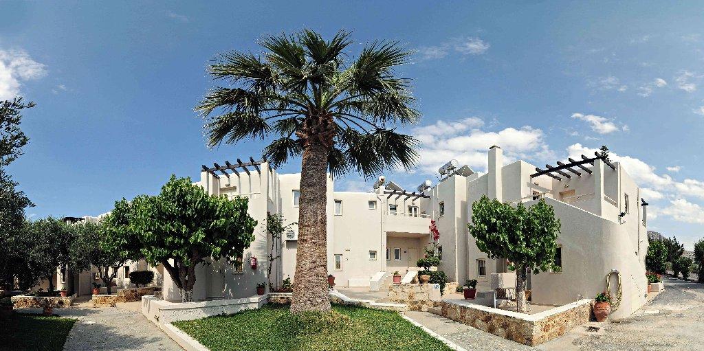 Ourania Apartments (Gouves)