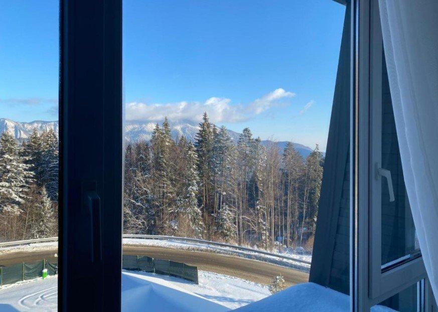 Atrium Panoramic Hotel Spa Predeal