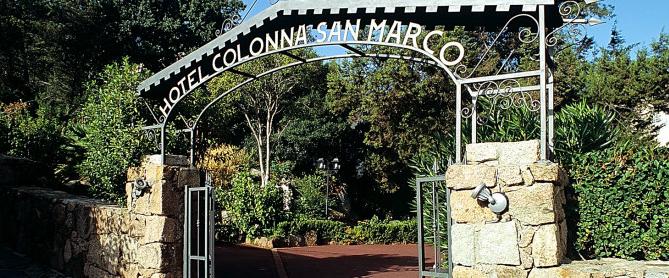 Colonna San Marco