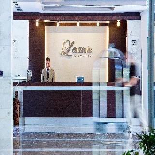 The Lesante Luxury Hotel Spa