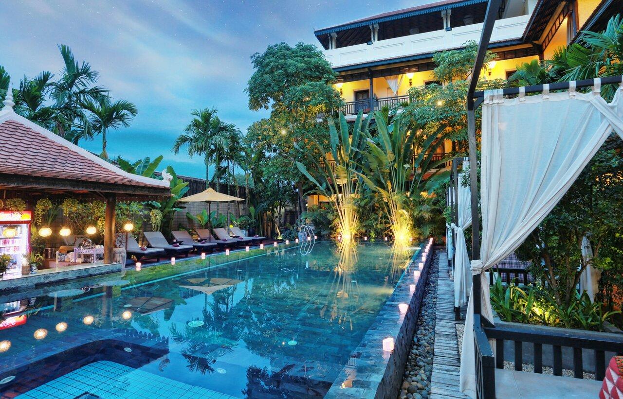 Residence Indochine D`angkor