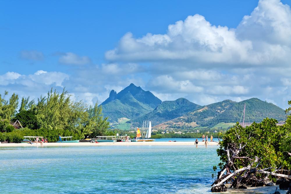 Mauritius de 1 Decembrie