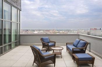 Hilton Garden Inn New York Long Island City/manhattan View