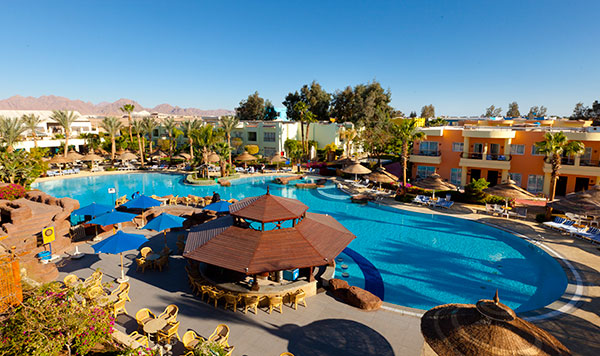 SIERRA SHARM RESORT