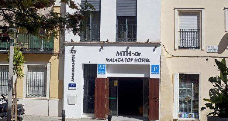 Málaga Top Hostel